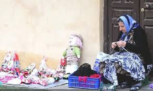 نقش زنان روستایی در اقتصاد روستا