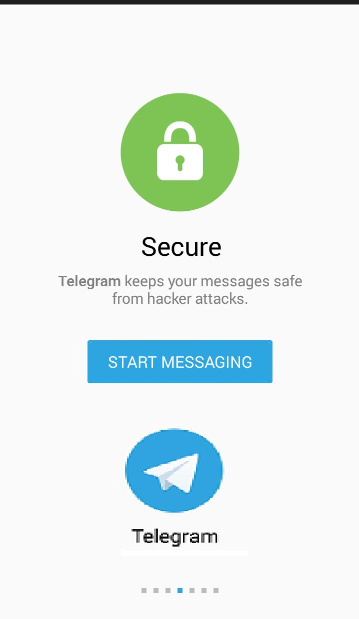 بسته آموزشی محافظت از اطلاعات شخصی در تلگرام
