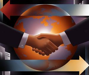 تحقیق درباره شاخصهای جهانی شدن اقتصاد و موقعیت ایران