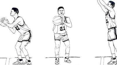 دانلود تحقیق آموزش گام به گام بسکتبال