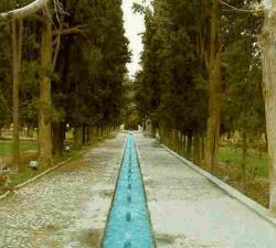 باغ ایرانی و تحلیل باغ فین کاشان و ارم شیراز